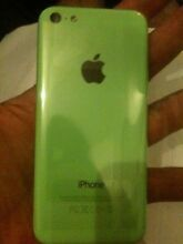 Green iPhone 5c 16g NEW - unlocked Melbourne CBD Melbourne City Preview