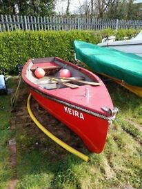 Open fishing boat for sale
