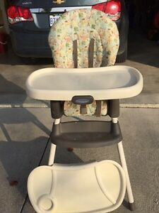 Graco High Chair - Booster Seat in One Windsor Region Ontario image 1