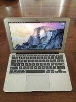 "Apple MacBook Air 11"" 2013 i5 4GB DDR3 128GB SSD $700 OBO"