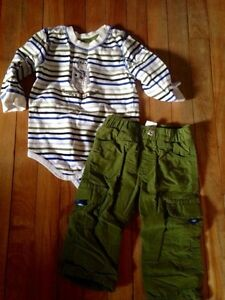 Boys infant clothes