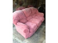 **FREE** 3 seater and 2 chairs .