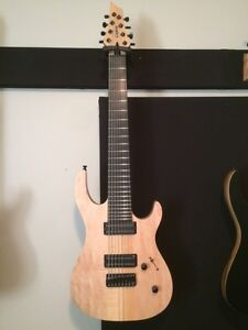 Carvin DC800 8 string w/ Lace pickups