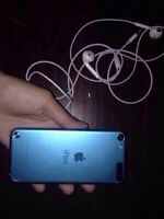 **170$** IPOD TOUCH BLEU 16GB