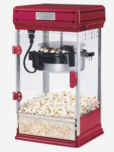 10-Cup Theatre-Style Popcorn Machine - Brand New - On Sale
