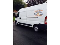 Lee B's Man & a Extra LWB High Top Van Removals & Clearances Brighton East & West Areas