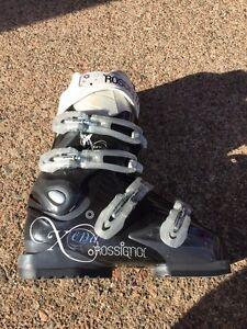 Girl's Rossignal Xena ski boots