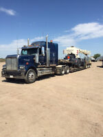 Looking For Experienced Long Haul Drivers
