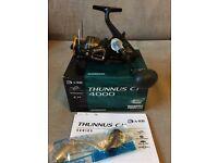 New Shimano Thunnus 4000 Ci4 baitrunner reel