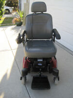 Pronto Sure Step Electric Wheelchair