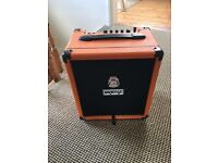 Orange - Bass practice amp