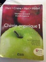 Chimie organique 1 Hart UDeM