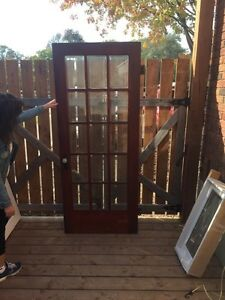 Vintage French door for sale London Ontario image 1