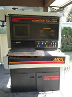 Sun Mca Engine Analyzer 3000 Model