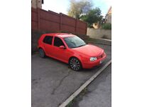 Golf gti 1.8 non turbo