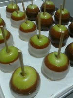 Candy Apples Cake Pops Gifts to say Thank You WEDDINGS Fudge