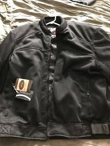 Brand New River Road Motorcycle Jacket