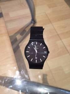 Obaku Black Titanium Watch Ryde Ryde Area Preview