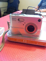HP Photosmart R507 Digital Camera with Dock,