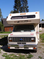 Ford Holdaire Litmited Edition Motorhome - Well cared for