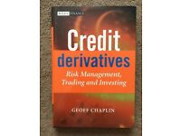 Credit derivatives- Risk Management, Trading and Investing