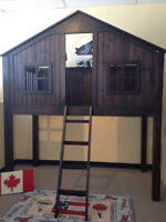 NEW TREE HOUSE LOFT BED BUNK BED SALE 50% OFF