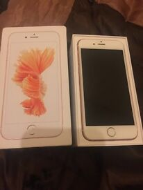 Apple iPhone 6S Rose Gold 64GB New With Box