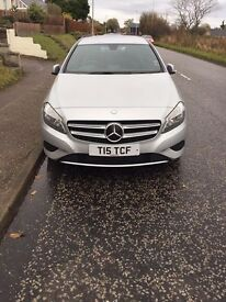 Mercedes-Benz A180 CDI BlueEfficiency 1.8L 5DR Auto