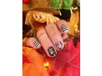 Jamberry Halloween party and offers
