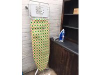 Tefal Maestro 70 and ironing board