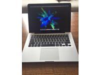 Macbook pro 13inch 2.4ghz 500gb HD 4gb Ram