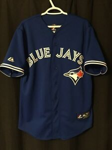 Authentic Majestic Blue Jays Jersey