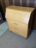 Desk and dresser for sale