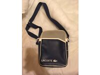 Lacoste man bag (large)