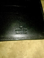 Real authentic Gucci Wallet Made in Italy