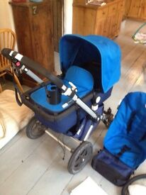 Bugaboo chameleon for sale -Blue