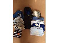 6-9/9-12 baby boy small bundle
