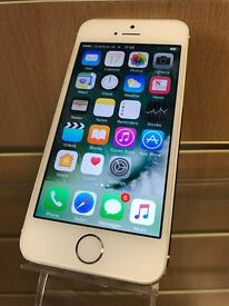 iPhone 5s on Vodafone Gold