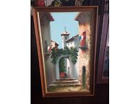 Spanish style Painting