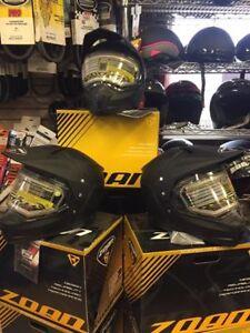 Zoan Helmets Heated Shield