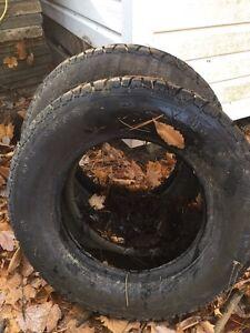 2 pneu winter Motomaster XGS 14 pouce  Gatineau Ottawa / Gatineau Area image 3