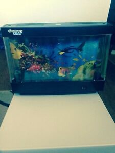 Discovery kids fish lamp