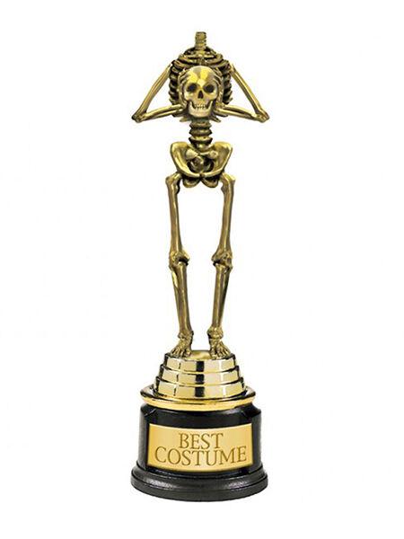 Halloween Skeleton Best Costume Awards