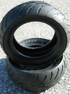 Pocket Bike Tires and Wheels Front and Back, Parts, NEW