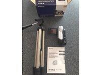 Sony Handycan DCR-DVD109E boxed with instructions & tripod