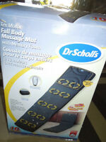 Dr. Scholl's Full Body Mat Massager with Heat