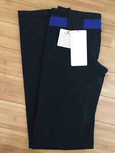 LULULEMON BELT IT OUT PANT BLACK SIZE 6 NWT West Island Greater Montréal image 1