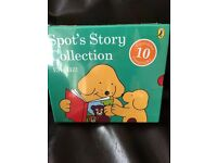 Spot the Dog story collection (10 storybooks)