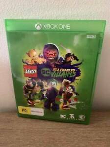 Lego DC Super Villains - Xbox One Game - Near New