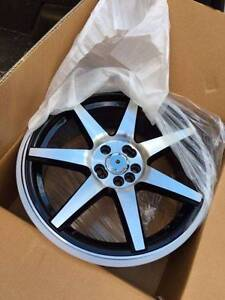 17 inch brand new rims MULTY stud 4 stud and 5 stud Astra Subaru Craigieburn Hume Area Preview